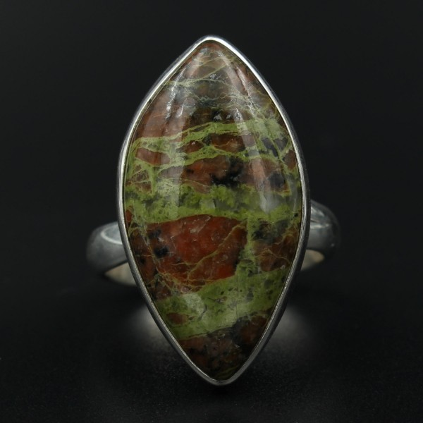 Schottischer Lewisian Ring - Silber - Unikat 1