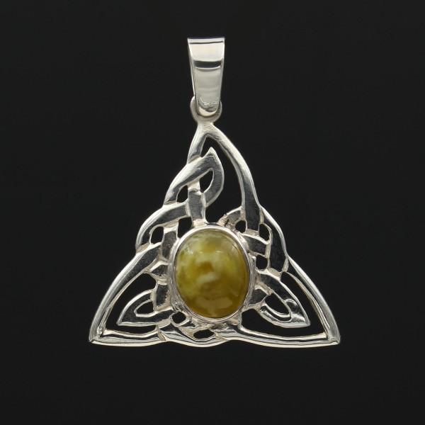 Anhänger keltisches Dreieck - Unikat 1