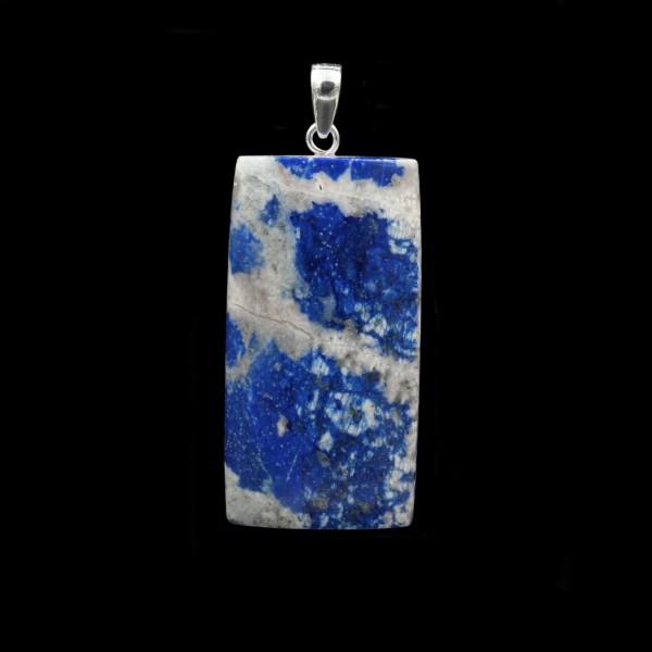 Lapis Lazuli Pendant - Handmade