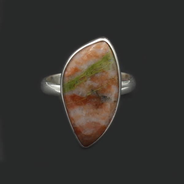 Schottischer Lewisian Ring - Silber - Unikat 3