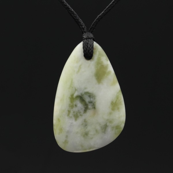 Scottish Iona Marble Stone Pendant