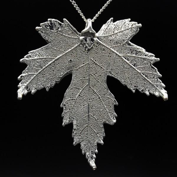 Silberahorn Anhänger Silber - Unikat 1