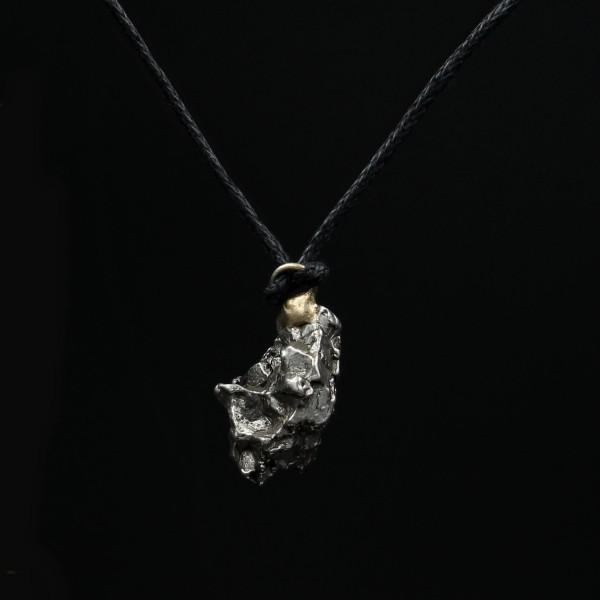 Meteorit Anhänger - Klein - Unikat 1