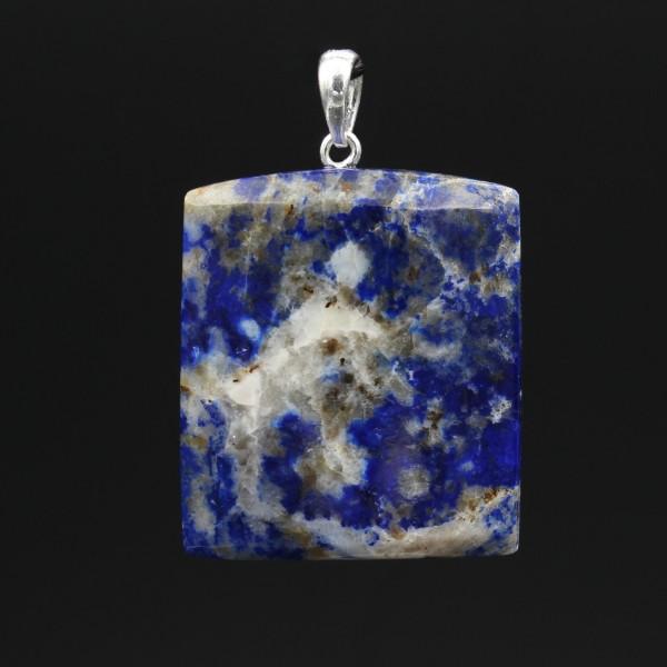 Handmade Lapis Lazuli Pendant