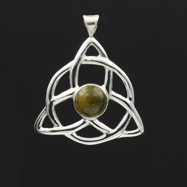 Anhänger keltischer Dreifaltigkeitsknoten - Unikat 1