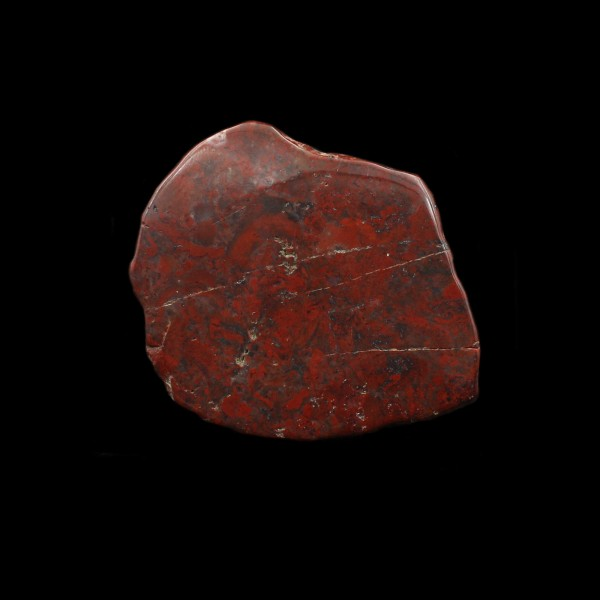 Scottish Red Jasper - Polished Slice