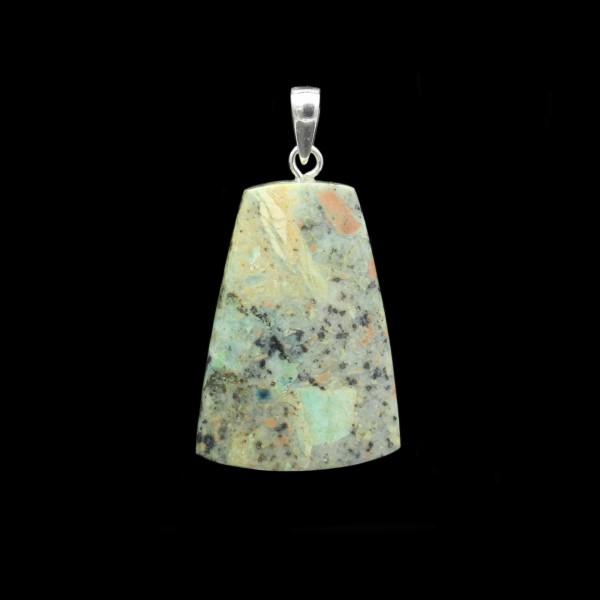 Austrian Dolomite Pendant - Handmade