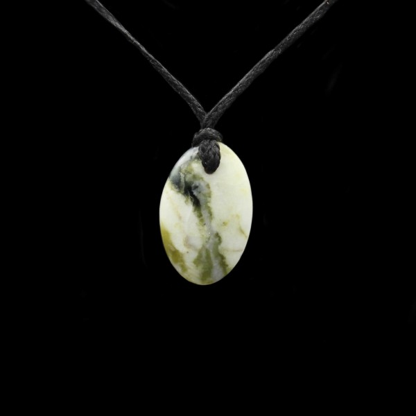 Scottish Highland Marble Pendant